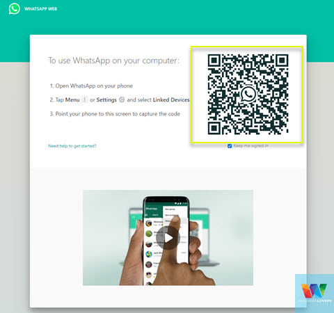 link-mobile-phone-with-whatsapp-web-version