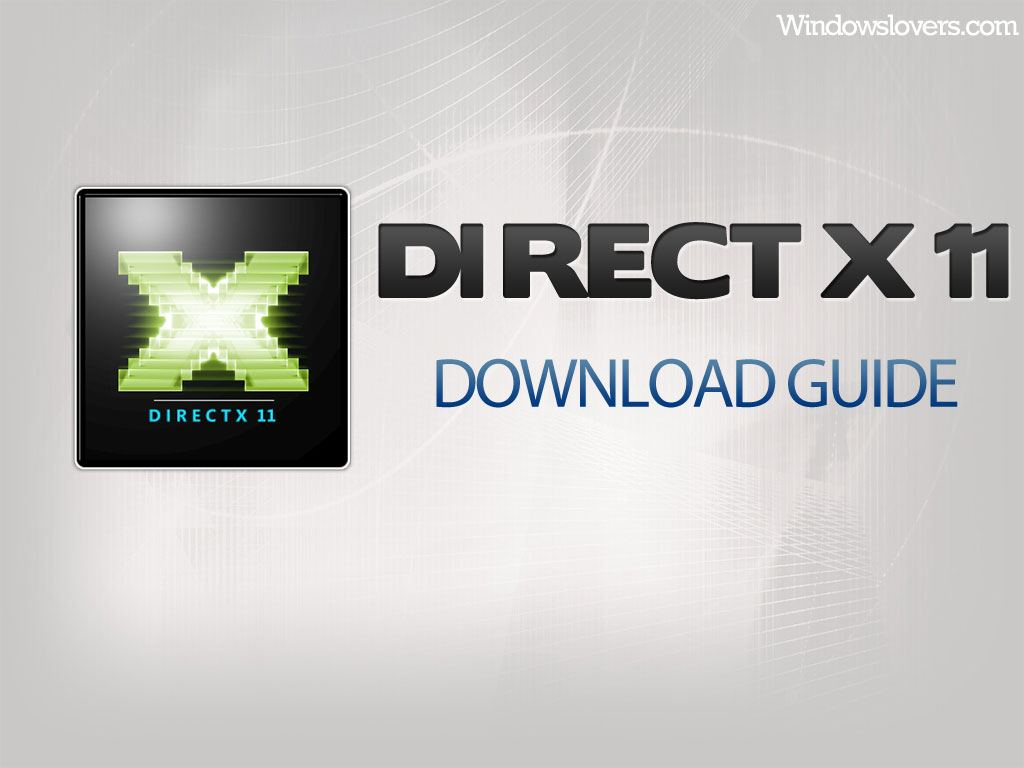 Download <b>DirectX</b> - <b>Windows</b> <b>10</b> <b>version</b>. | Windows10Portal.com