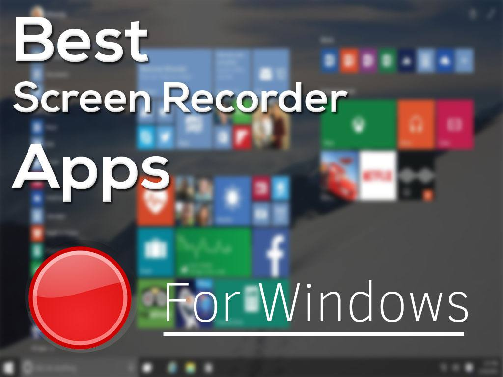 screen recorder windows 10 free