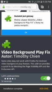 Minimize YouTube On Firefox Android To Play In Background[Update]