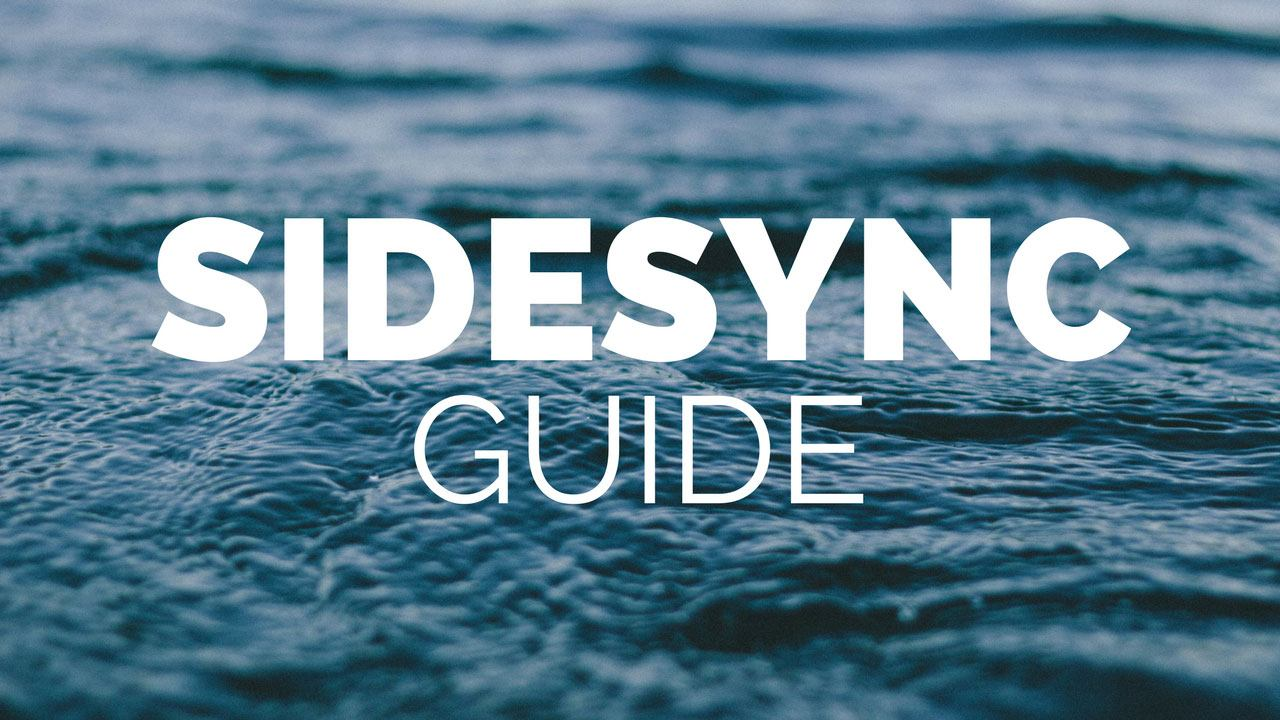 Guide: Samsung SideSync Download, Install, Configuration
