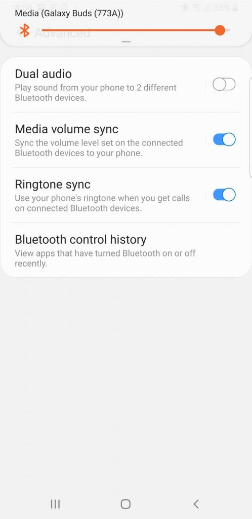 SOLVED] Samsung Galaxy Earbuds Volume Too Low Even On Full