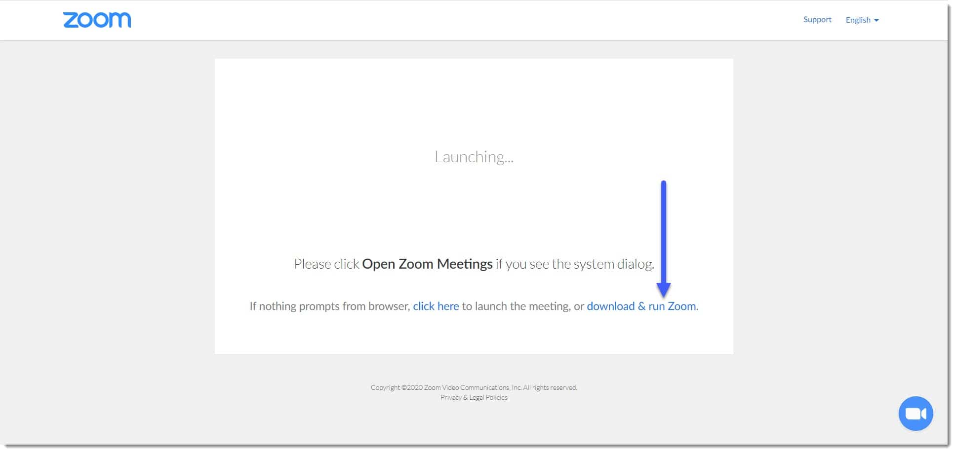 opening-zoom-meeting-from-browser