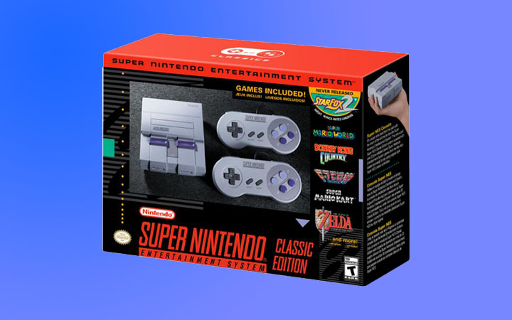 SNES_Gaming _Console