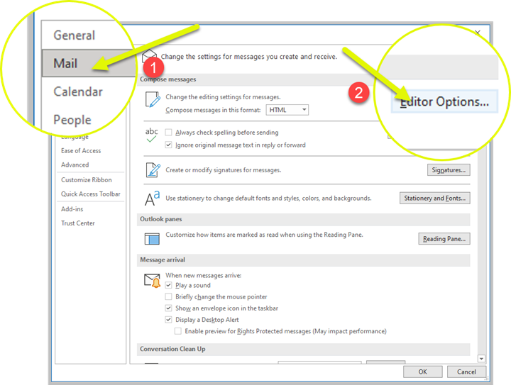 outlook-opening-editor-options