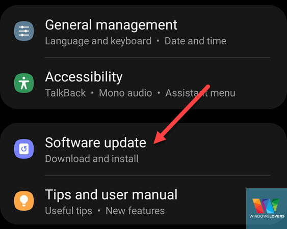 check-software-update-for-your-phone
