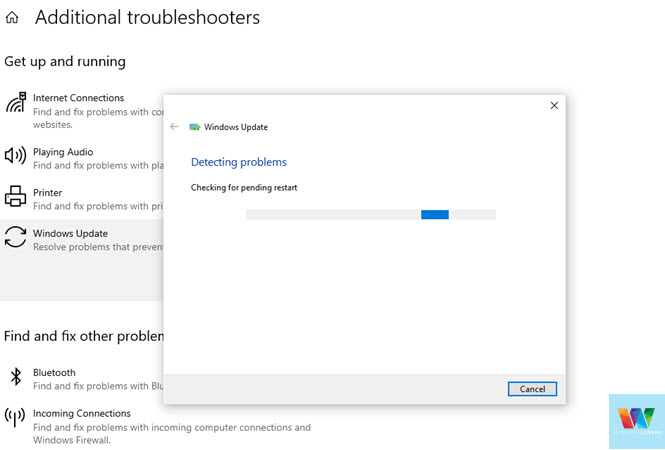 checking-for-udpates-issue-windows-update-modules-installer