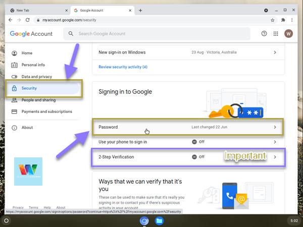 security-settings-for-your-google-account