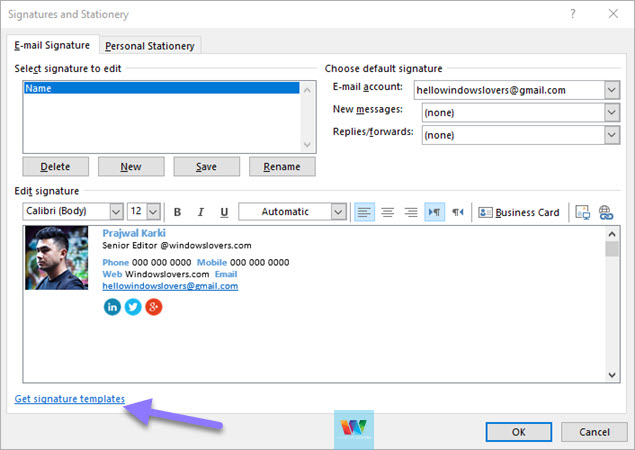 downloading-free-email-signature-templates-from-microsoft