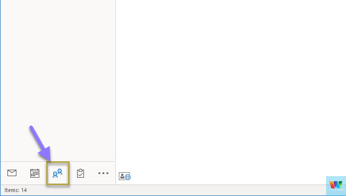 opening-the-contact-options-in-outlook